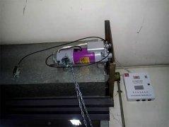 北京丰台区长辛店街某大厦安装防火卷帘门