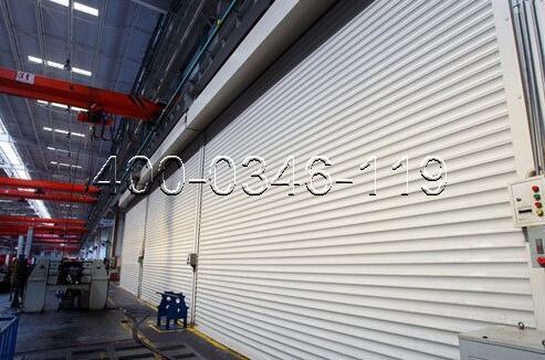 24直播网录像卷帘门改造装配
